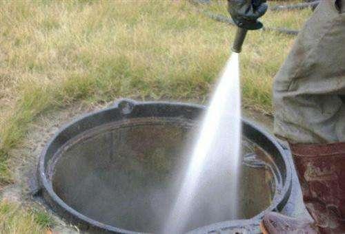 管道高压清洗分享管道高压清洗的工作原理
